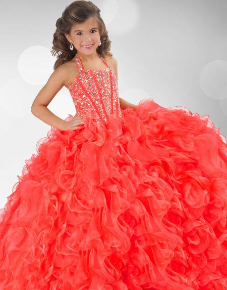 Online Get Cheap Pageant Dresses for Girls Size 12