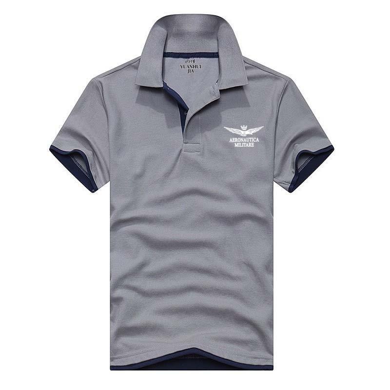 2019 Men Fashion   Polo   Brand Logo Clothing Male Fashion Men   Polo   Shirts Casual   Polo   Tee Shirt Tops High Quality Slim Fit top