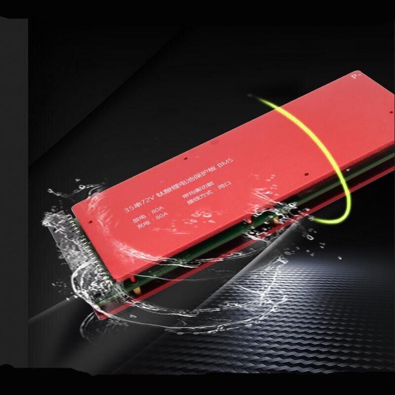 5 s 10 s 15 s 20 s 25 s 30 s 35 s BMS LTO Batterij 80A Voor 12 v 24 v 36 v 48 v 60 v 72 v 84 v Yinlong Lithium Titanate Batterij-in Batterij accesoires van Consumentenelektronica op  Groep 1