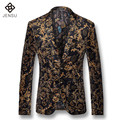 2016 Veste De Loisir Herren Anzug Blazers and Jackets Dress Suits Notched Lapel Blazers Men's Casual Fashion Slim Fit Blazers