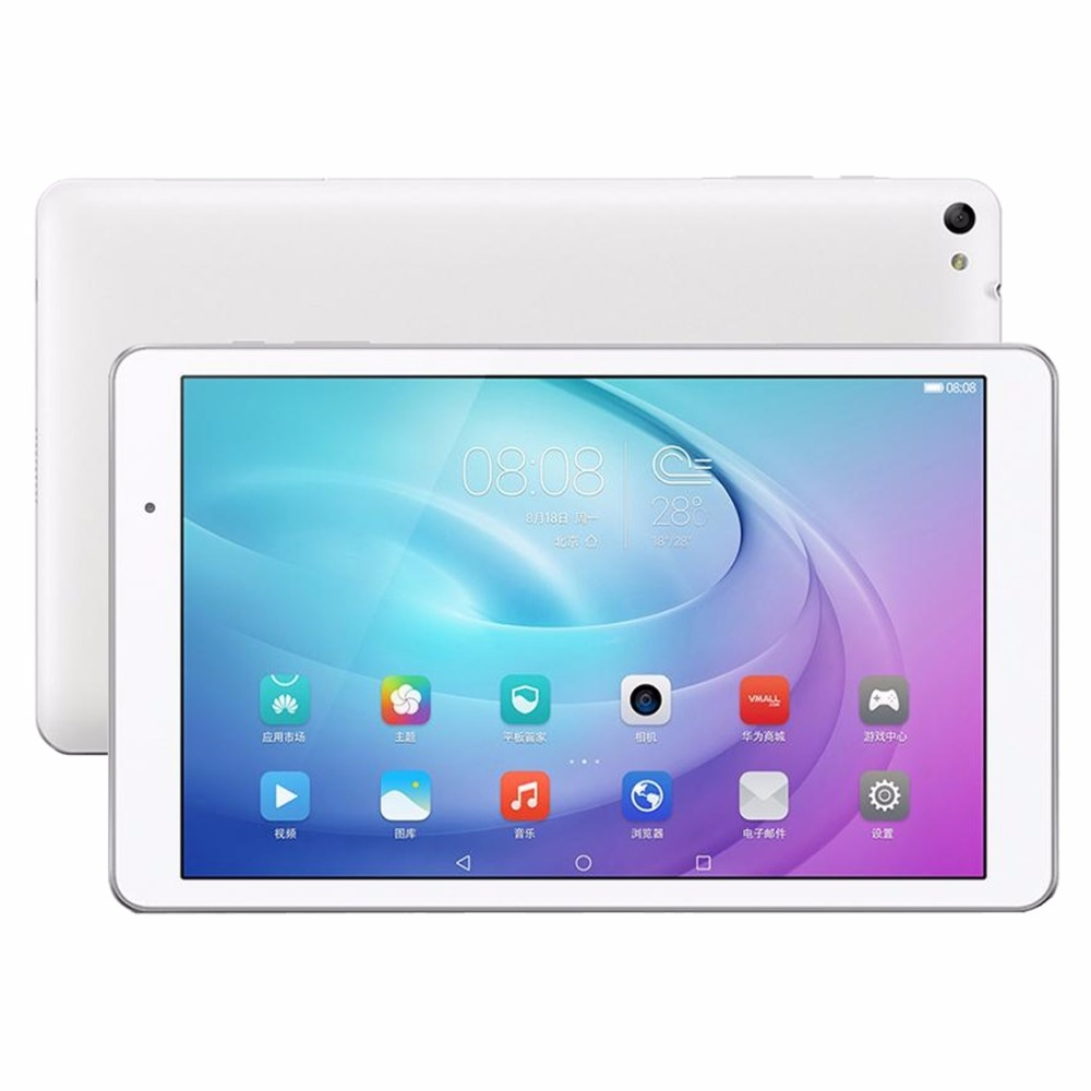 10.1 inch Huawei MediaPad T2 10 Pro FDR-A01w Qualcomm Snapdragon 615 Octa Core 4x1.5GHz + 4x1.2 3GB/ 16GB Android 5.1 Wi-Fi Tablets PC