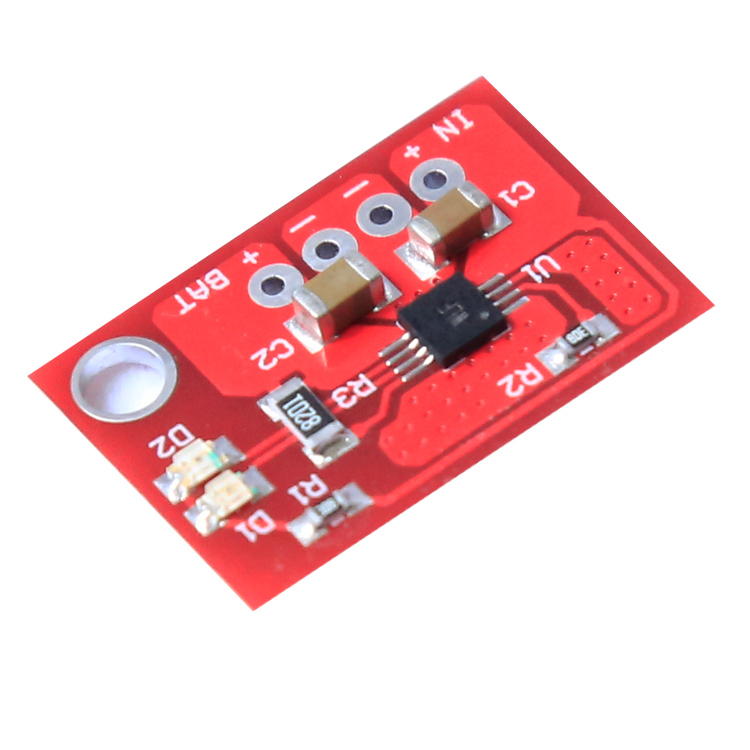 Lithium Electric Charger Solar Lithium Battery Charging Board Maximum 900MA Current CN3065 Science Experiment DIY