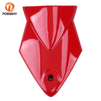 POSSBAY for BMW S1000RR 2009 2010 2011 2012 2013 2014 Motorcycle Rear Seat Cover Cowl Scooter Passengers Seat Cover Cowl Pads