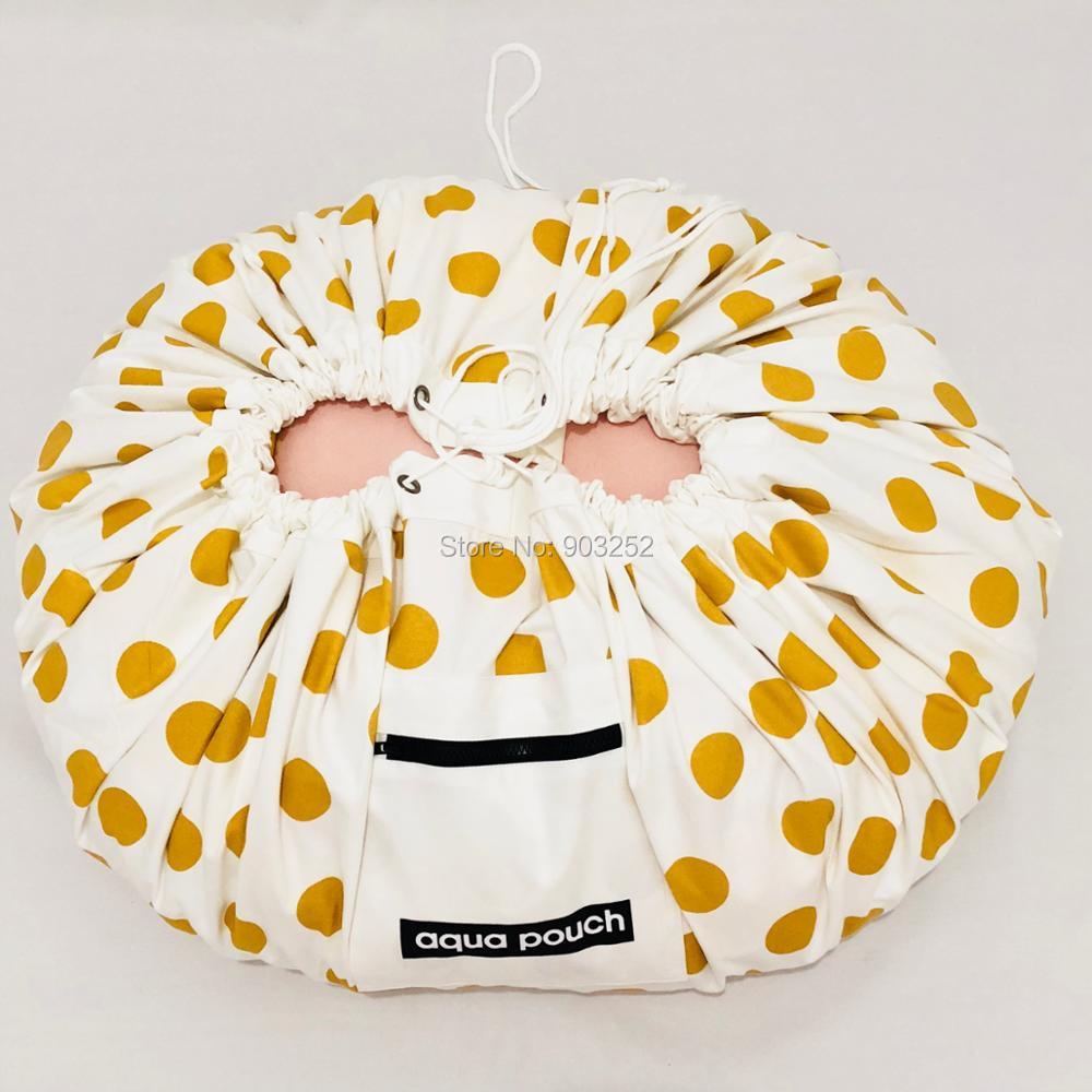 5 стилей INS модный сотовый треугольник плюс точка Бэтмен большая сумка для хранения игрушек с карманом на молнии детский коврик для игры с мешочком