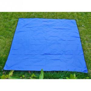Image 3 - Tarp Waterproof Picnic Ultralight Tent Sun Shelter Beach Mat Anti UV Garden Blanket Outdoor Camping Awning Canopy Sunshade