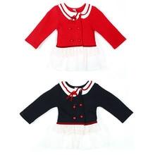 New Newborn Infant Baby Girl Kid Cute Princess Dress Child One-Piece 0-24Months Hot
