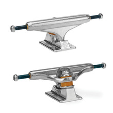 Independent Skateboard Trucks 149/159/169/215mm Skateboarding Trucks Aluminum Silver Color Trucks Suitable for  8.25″-9.75″ Deck