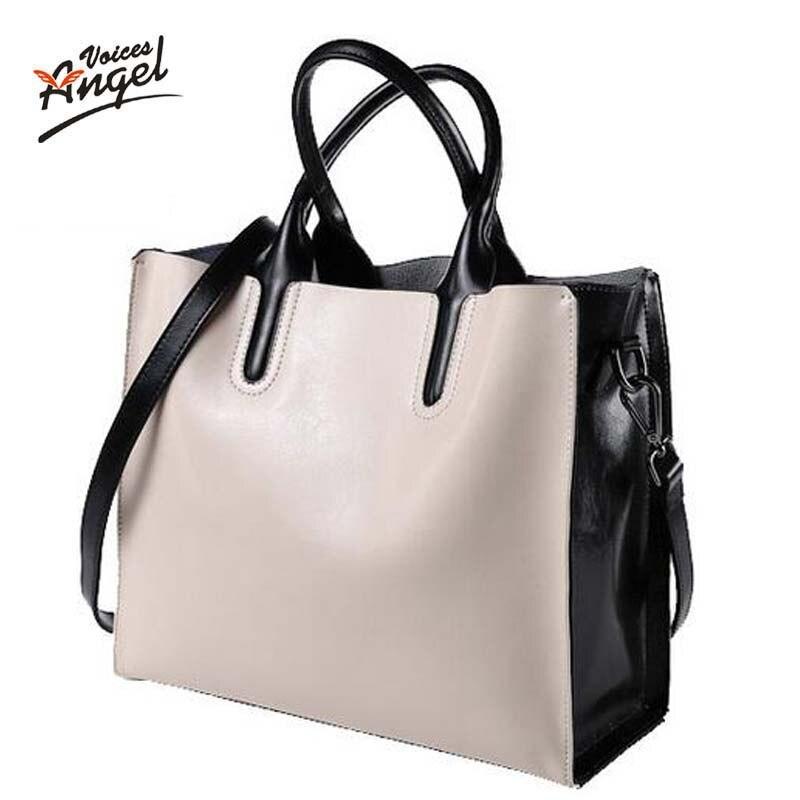 100% genuine leather bag designer handbags high quality ...