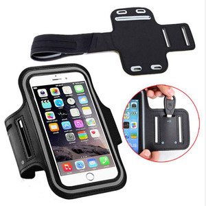 Image 3 - Armband For Xiaomi Redmi K40 / K40 Pro / K40 Pro+ 5G 6.67 inch Gym Running Sport Arm Band Cell Phone Holder Bag Cover Case