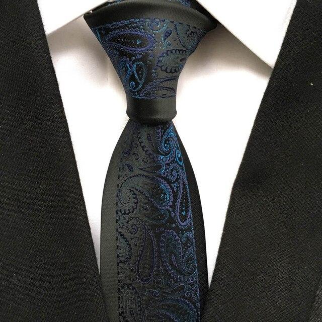 Herren Einzigartige Dünne Krawatten Hohe Woven Panel Krawatte ...