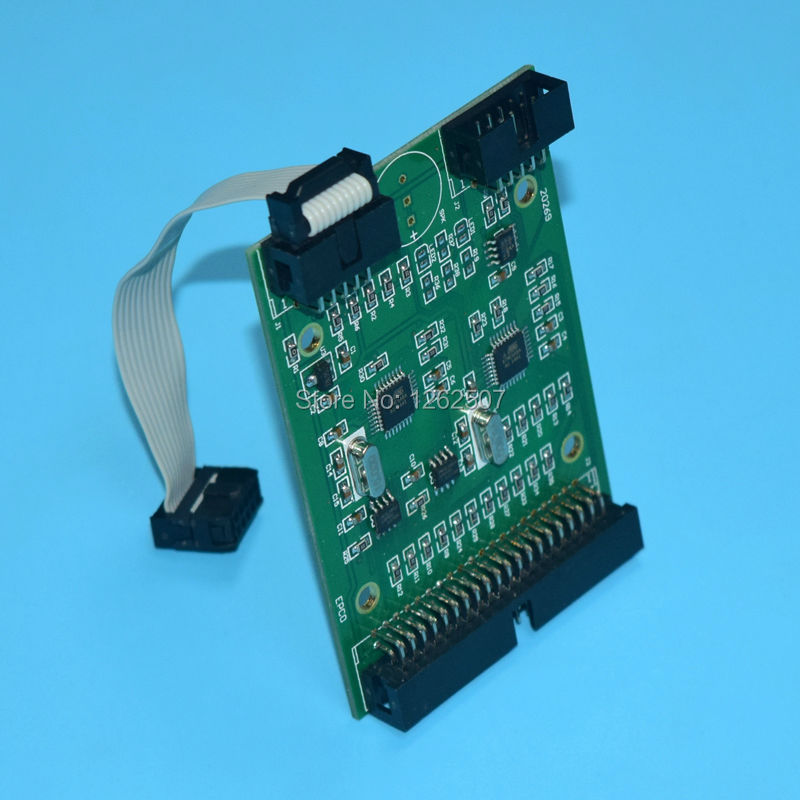 HP91 Chip Decoder For HP Designjet Z6100 Large Format Plotters цена и фото