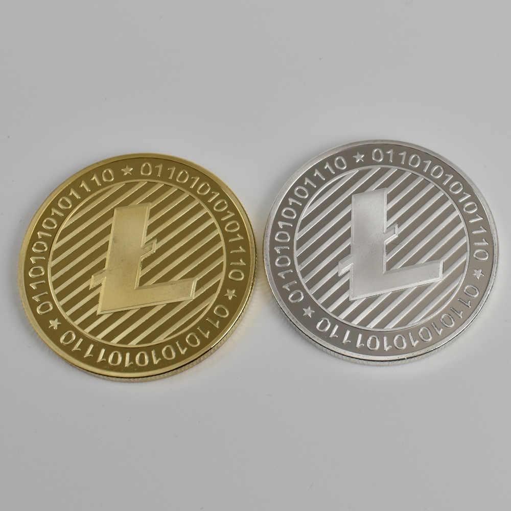 Mạ Vàng Bán Bitcoin Đồng Xu Bit Đồng Tiền Kim Loại Đồng Xu Thể Chất Cryptocurrency Đồng Tiền Kỷ Niệm