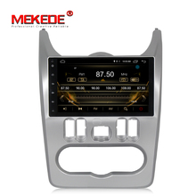car Multimedia player for Renault Logan 2009-2013 Sendero Dacia Logan 2008-2012 Duster Sandero Nissan NP200 2009 with 4G Andorid