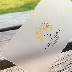 Image 4 - 100 יח\חבילה מותאם אישית שקוף PVC כרטיסי ביקור מותאם אישית ברור/כפור כרטיס ביקור הדפסה