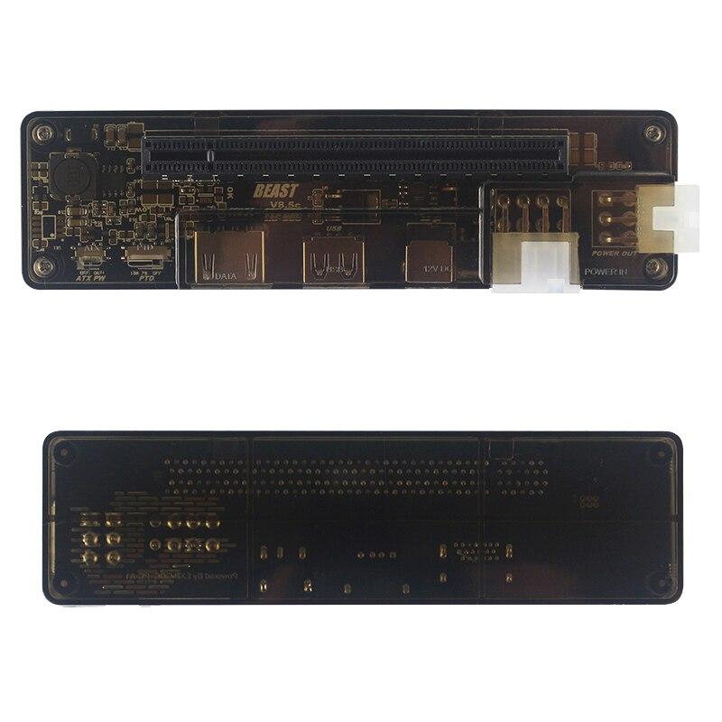 PCI-E EXP GDC portátil externo tarjeta gráfica muelle tarjeta de vídeo portátil estación de acoplamiento (Mini PCI-E interfaz) - 3