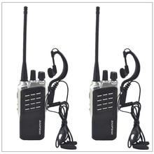 2 шт./лот Baofeng BF-658 UHF 400-470 МГц Портативный двусторонней радиосвязи Трансивер Baofeng Рации для хама, отель с Бесплатным наушнике