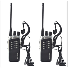 2pcs Lot Baofeng BF 658 UHF 400 470MHz Portable Two way radio Transceiver Baofeng font b