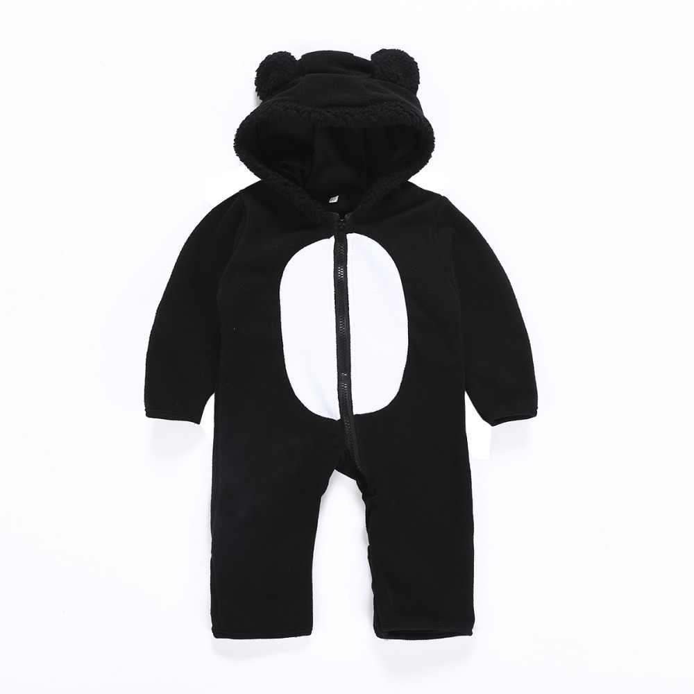 0ee3f4acf ... Baby Clothing Romper Penguin Baby Boy Clothes Onesie Outfit New Born  Bodysuit Footies Unisex Newborn Baby ...
