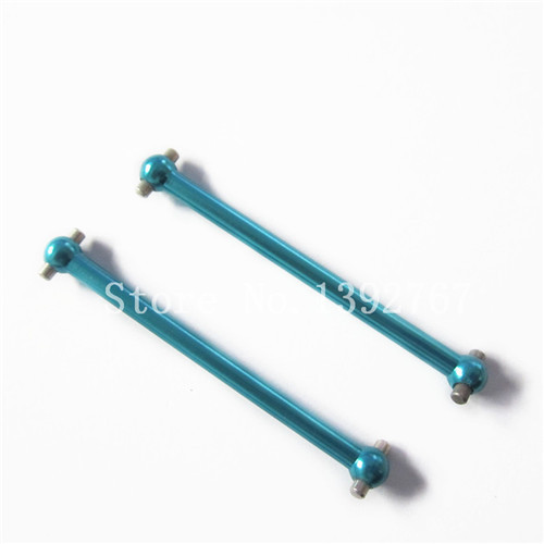 WLtoys A959 A969 A979 Upgrade Spare Parts F/R Dogbone 5.3*50.8mm A959-07 For RC HSP 1/18 Model Car 580027