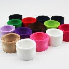 SOLID Satin Ribbon Grosgrain Edge 9 MM 5/816 mm 1-1/2 38 Handmade Wedding DIY Crafts Tape