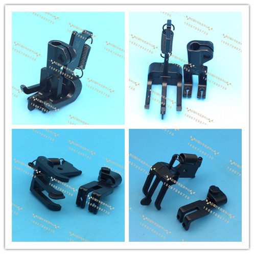 Sewing Machine Accessories 20606 20618 4420 DU Three Synchronous Double Needle Presser Foot Presser