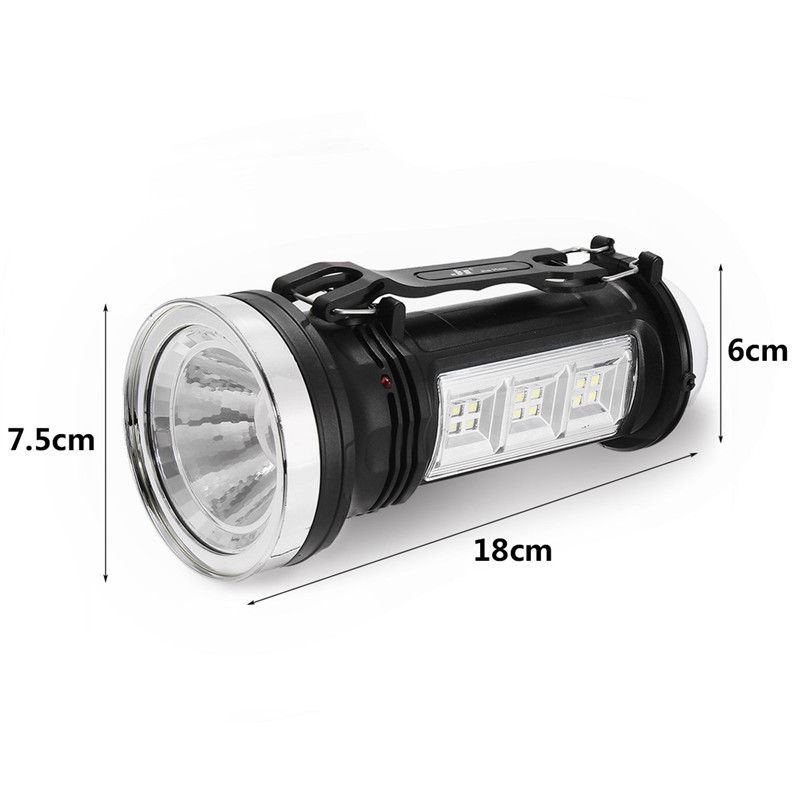 Versprechende LED Laterne Taschenlampe Solar Tragbare Outdoor-LED ...