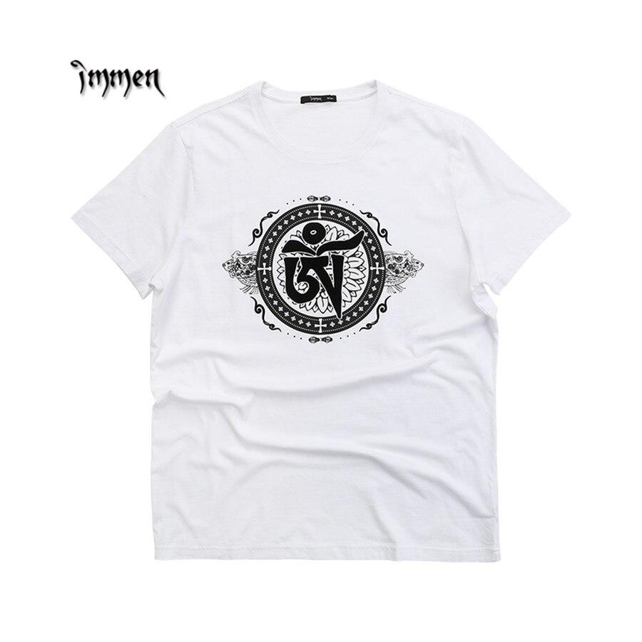 Design t shirt price - Immen 2017 Oem Design T Shirts Men Women Casual Short Sleeve 100 Cotton O Neck Loose Print T Shirt Black White Baseball Jersey