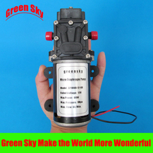 DC 12V 6L/Min.80W high pressure return valve type diaphragm pump