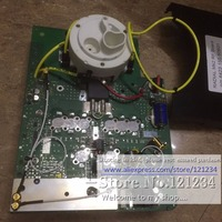 Heatsink components in the VRF2933 PCB board VRF2933 PCB BOARD (without transistor)