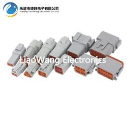 6 Sets Deutsch DT06/DT04 (2  3  4  6  8  12) pin Motor/Getriebe Wasserdichte Elektrische Verbinder Für Auto, Bus, Motor, Lkw 22-16AWG