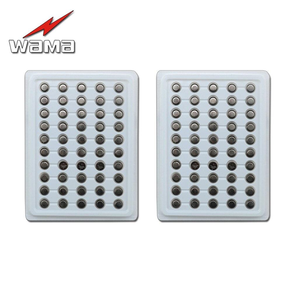 100 pcs/2 Pack DL927 BR927 CR927 3 V 30 mAh Baterias De Lítio Moeda ECR927 5011LC 927 Botão Eletrônico ponto Caneta Leitura Bateria
