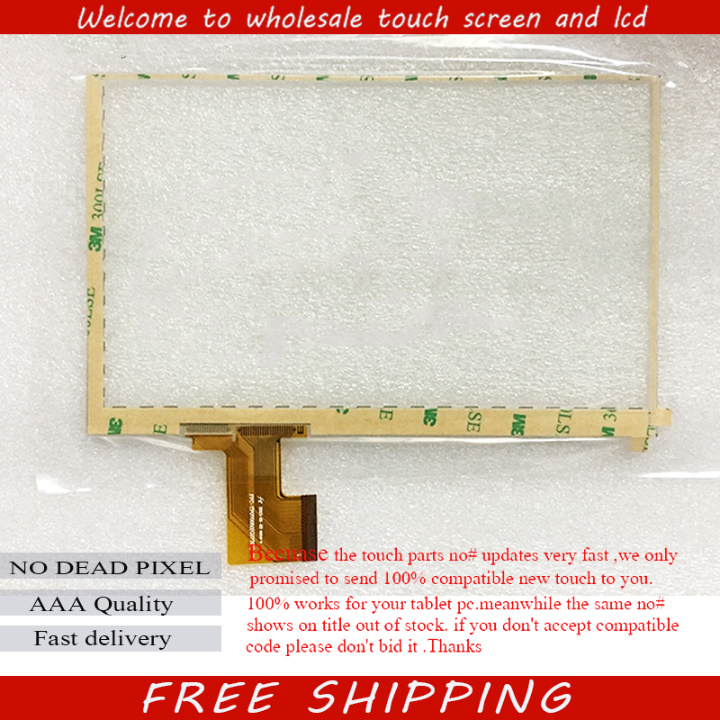 New 7 Tablet For EXEQ ACE Touch screen digitizer panel replacement glass Sensor Free Shipping new touch screen for 7 inch dexp ursus 7e tablet touch panel digitizer sensor replacement free shipping