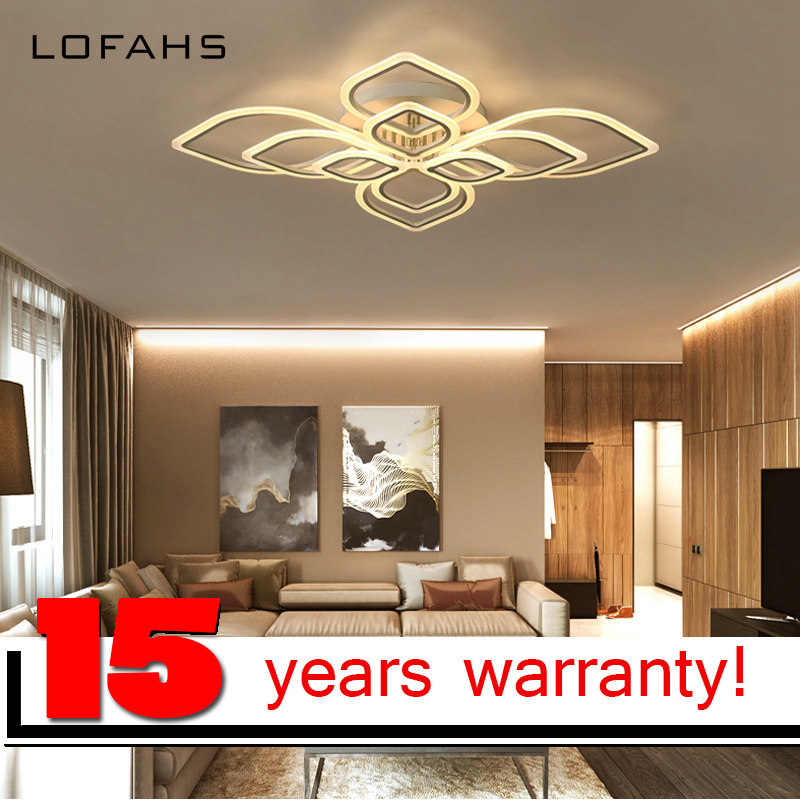 LOFAHS Contemporary LED ceiling chandeliers ceiling lamps for the hall living room Dining Room Bed Room led-lamp ceiling-lights