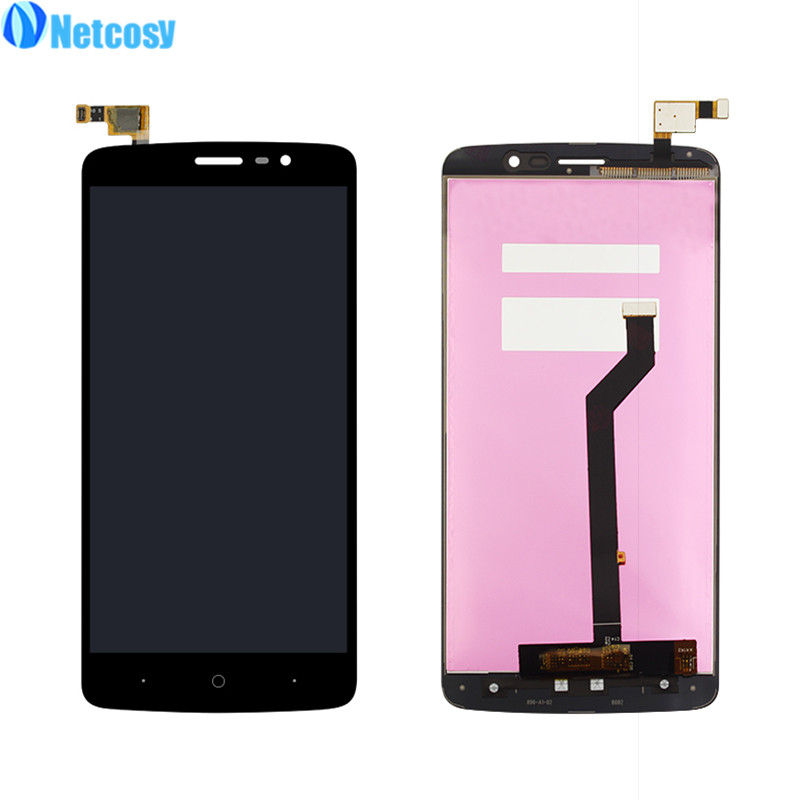 Netcosy For ZTE Max XL N9560 6 LCD Display+Touch Screen Digitizer For ZTE N9560 LCD Screen AssemblyNetcosy For ZTE Max XL N9560 6 LCD Display+Touch Screen Digitizer For ZTE N9560 LCD Screen Assembly