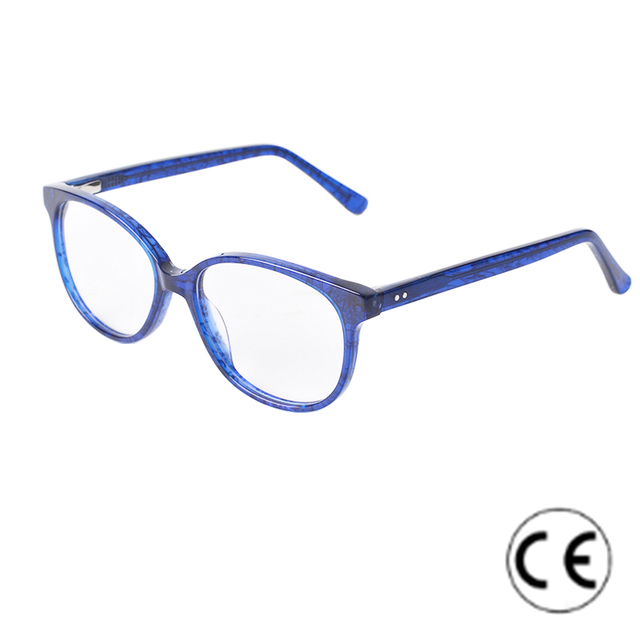 CARDINAL Men and Women Safety Comfortable Acetate Optical Glasses ...