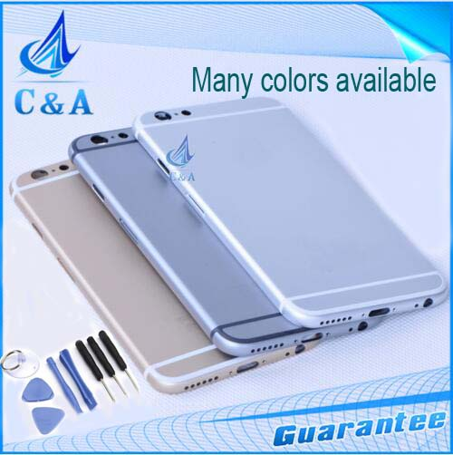 New replacement parts 4 7 inch for iphone 6 back font b housing b font 6g