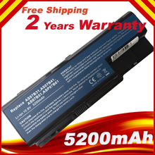 5520 6cell Battery For Acer Aspire 5300 5310 5315 5320 5330 5520G 5530 5530G 5535 5710