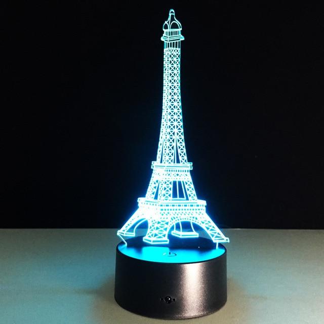 Leaf 3D Lamp 8