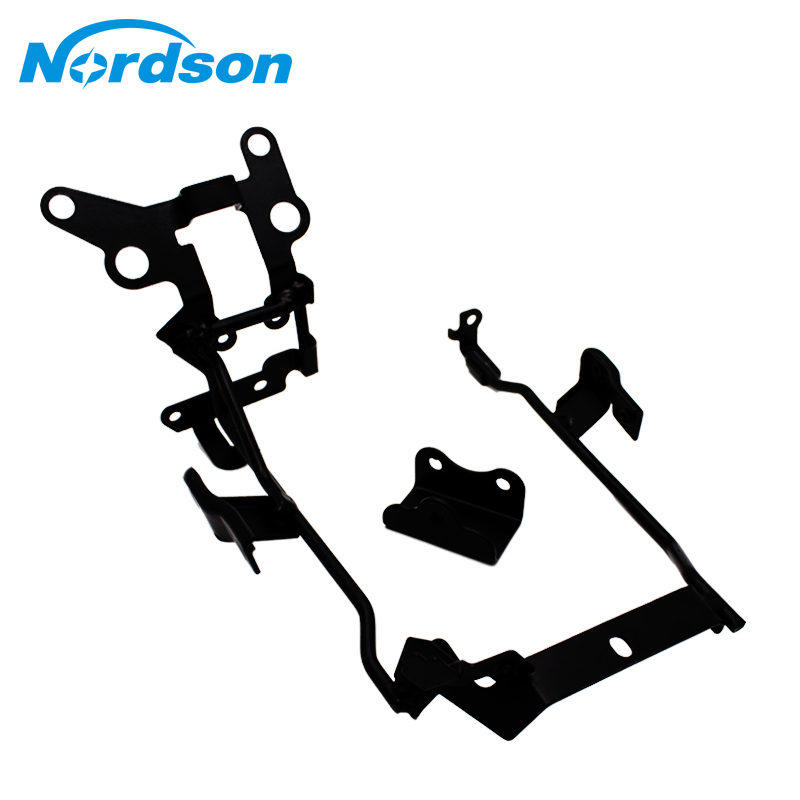 Nordson Motorcycle Upper Stay Fairing Headlight Bracket
