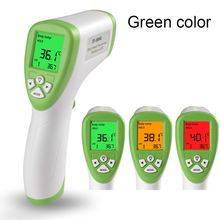 Digital Baby Thermometer body infrared thermometer for adult children forehead thermometer infrared temperature gun DT-8809C infrared thermometer digital thermometer outdoor thermometer industrial temperature measuring gun dt 8832
