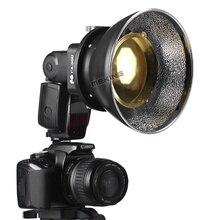 Speedlight Photo Studio 액세서리 용 Speedlite K9 / K-9 뷰티 디스크 소프트 박스 디퓨저 리플렉터