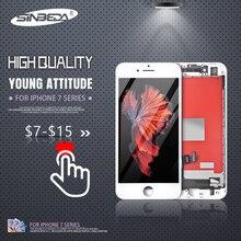 Sinbeda 2pcs/lot LCD For iPhone 7 7PLUS LCD Display Touch Screen Digitizer for iPhone 7 7PLUS Display Replacemnet goowiiz чёрный iphone 7plus