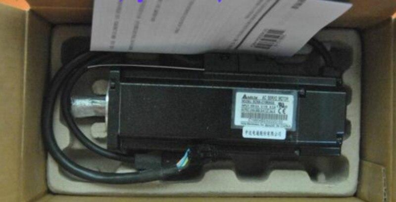 ECMA-C10604SS + ASD-A2-0421-L Delta freno AC servo motor kits 0.4kw 3000 RPM 1.27Nm 60mm marco