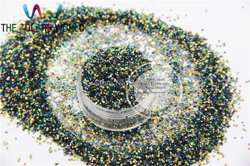 ZST01-15 Mix Colorful Glitter Stone  Pebble   for nail   Art  or other DIY decoration 1pack=50g opulent 15 01