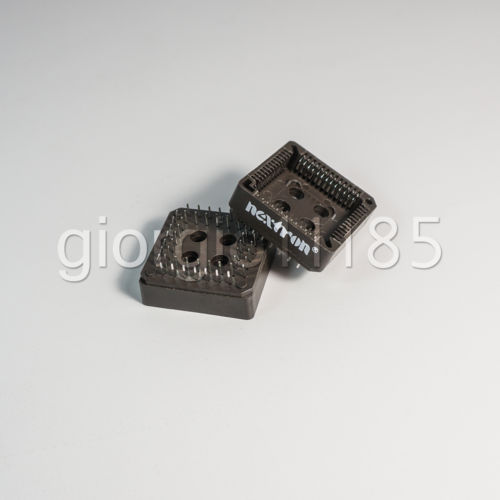 10pcs PLCC52 52 Pin DIP Socket Adapter PLCC Converter