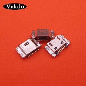 Image 2 - 300 pièces Micro mini USB Port De Charge prise connecteur Pour Samsung Galaxy J330 J330F J530 J530F J730 J730F J3 J5 J7 2017