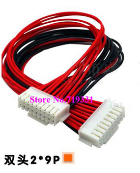 Lapsaipc Interface Cable Miner Connect Date Cable For Antminer S9 S7 T9 V9 Machine Communication Spacing 2.0mm * 155mm /2 * 9 1
