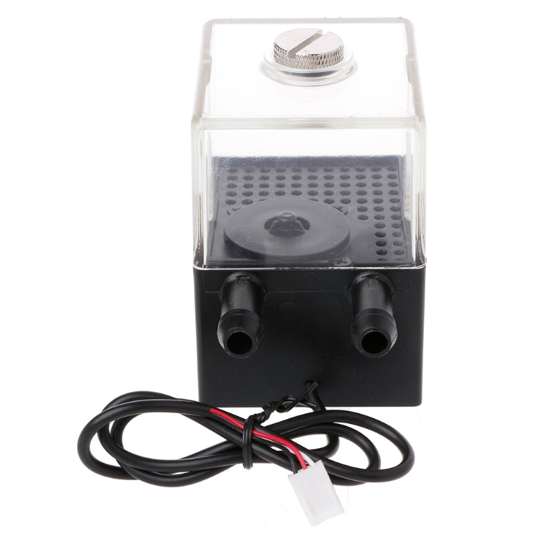 Computer Mute Water Pump SC-300T 12V DC ultra-quiet Water pump Tank for pc CPU Liquid Cooling computer System