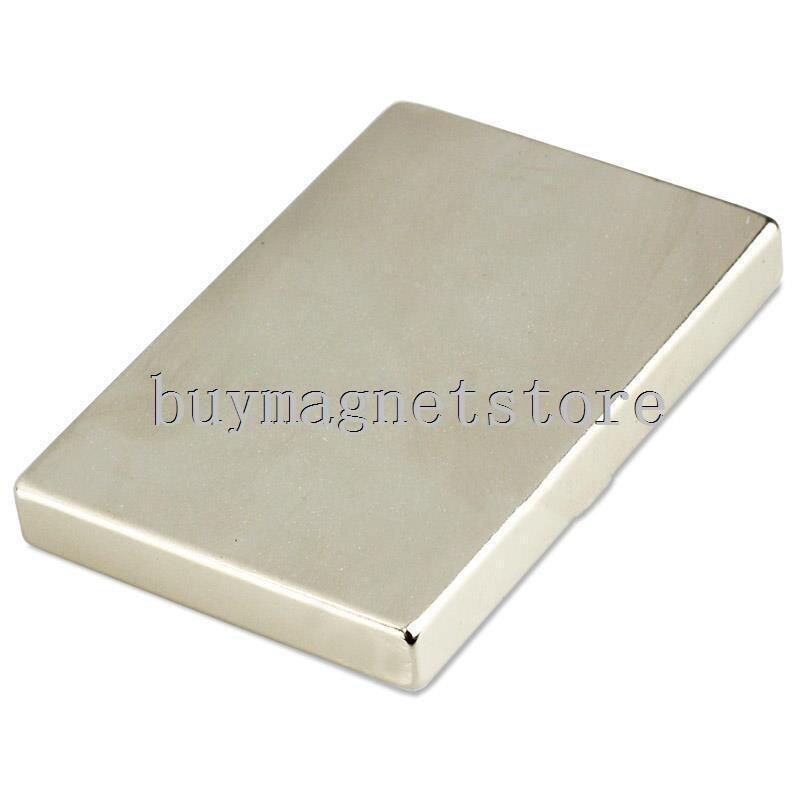 60*40*7 1pc Strong Block Magnet 60 mm x 40 mm x 7 mm Rare Earth Neodymium n52 ndfeb Neodymium neodimio imanes