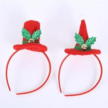 Santa Caps Christmas Headbands